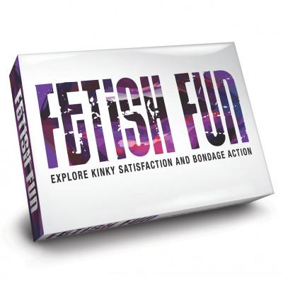 Creative Conceptions Fetish Fun Game EN - Erotická hra Anglická verze