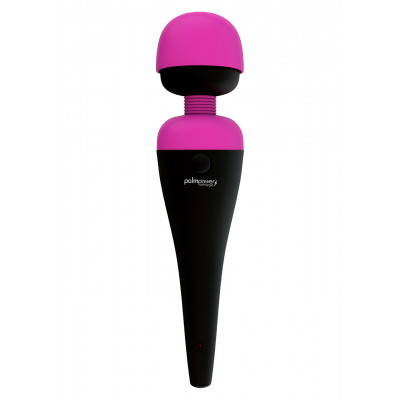 PalmPower Recharge Wand Massager
