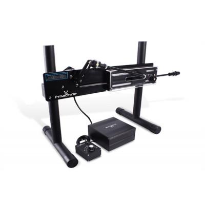 The F-Machine Pro Fuck Machine - Profesionální šukací stroj