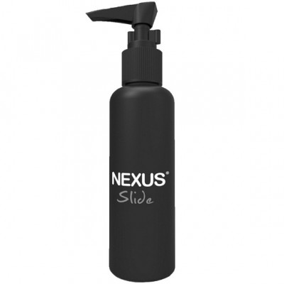 Nexus Slide Waterbased Lubricant - Anální lubrikační gel 150ml