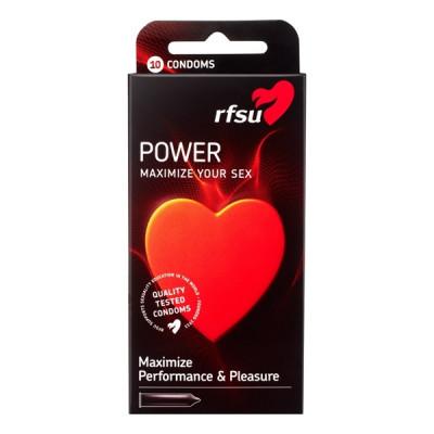 RFSU Power 10ks