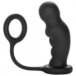 COLT Commander Probe & Ring - Anal lock Černá
