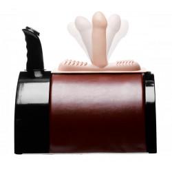 Lovebotz The Saddle Deluxe Sex Machine - Luxusní super silný šukací stroj