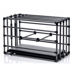 Master Series Kennel Adjustable Bondage Cage