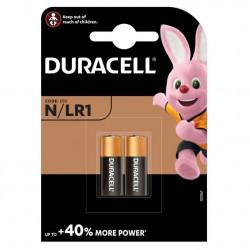 Duracell Alkaline Battery LR1 2 pack