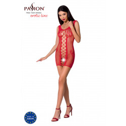 Passion Bodystocking BS073 Red