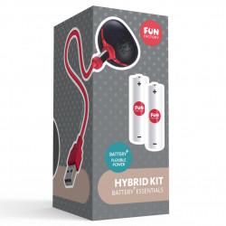 FUN FACTORY Battery+ Hybrid Kit