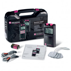 Mystim Tension Lover E-Stim Tens Unit - Elektrostimulátor