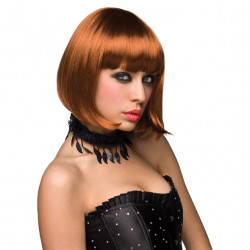 Pleasure Wigs Cici Wig Red - Paruka