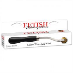Fetish Fantasy Deluxe Wartenberg Wheel - Stimulační kolečko