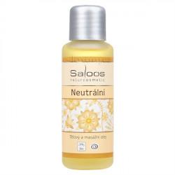 Saloos Neutrální - Bio tělový a masážní olej 50ml
