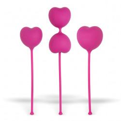Lovelife Flex Kegels - Sada venušiných kuliček 3ks