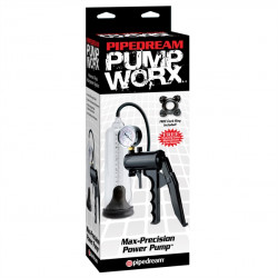 Pipedream Pump Worx Max-Precision Power Pump - Vakuová pumpa