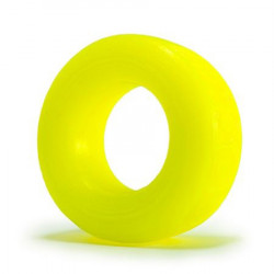 Oxballs Cock-T Cockring Acid Yellow