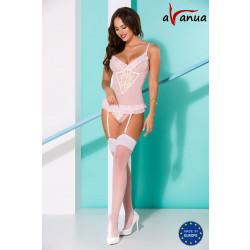 Avanua Sisi Corset Pink