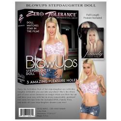 Zero Tolerance BlowUps Stepdaughter Doll