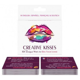 Kheper Games Creative Kisses EN - Erotická hra Anglická verze