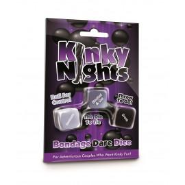 Creative Conceptions Kinky Nights Dare Dice EN - Erotická hra Anglická verze