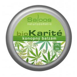 Saloos Bio Karité Konopný 19ml