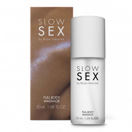 Bijoux Indiscrets Slow Sex Full Body Massage 50ml