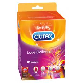 Durex Love Collection 31 pack