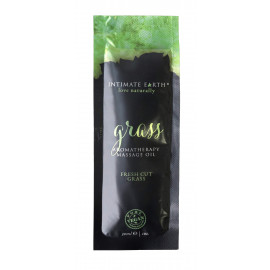 Intimate Earth Aromatherapy Massage Oil Grass 30ml
