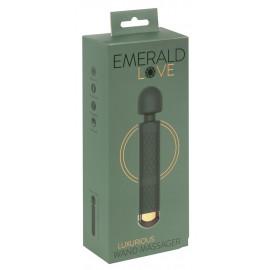 Emerald Love Luxurious Wand Massager