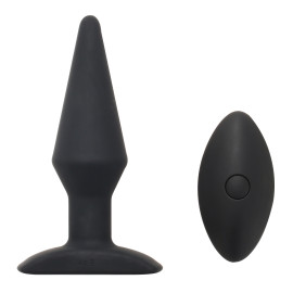 Dream Toys Cheeky Love Wireless Remote Plug Black
