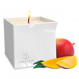 Jimmyjane Afterglow Natural Massage Oil Candle Mystic Mango 127g