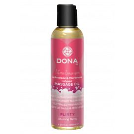 Dona Massage Oil Blushing Berry 110ml