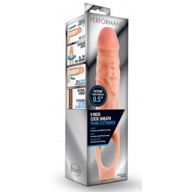 Blush Performance 9 Inch Cock Sheath Extender