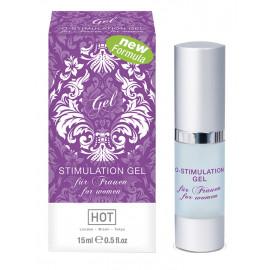 HOT O-Stimulation Gel for Women 15ml