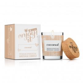 Magnetifico Enjoy it! Massage Candle Coconut 70ml