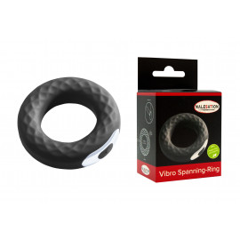 Malesation Vibro Spanning Ring Black