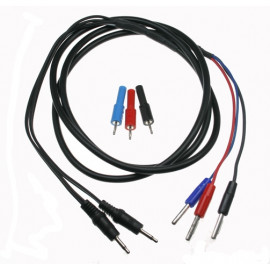 E-Stim TriPhase Cable And Adaptors