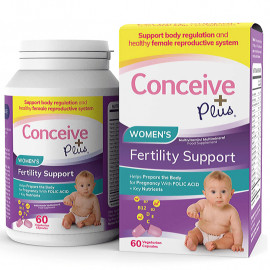 Conceive Plus Women's Fertility Support 60caps