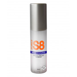 Stimul8 Anal Cooling Lubricant Waterbased 50ml