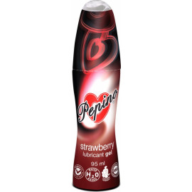 Pepino Strawberry intimate lube 100ml