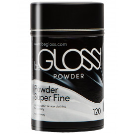 beGLOSS Talcum Powder 120g