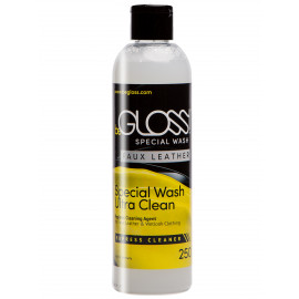 beGLOSS Special Wash Faux Leather 250ml