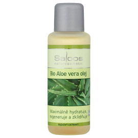 Saloos Bio Aloe Vera Oil Extract 50ml