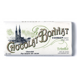 Bonnat Trinite 75% 100g