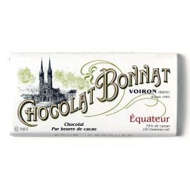 Bonnat Equateur 75% 100g