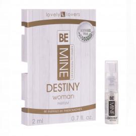Lovely Lovers BeMine Destiny Pheromone Parfum Woman 2ml