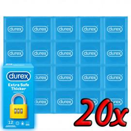 Durex Extra Safe 20ks