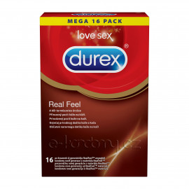 Durex Real Feel 16ks