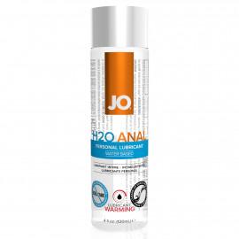 System JO Anal H2O Lubricant Warming 120ml