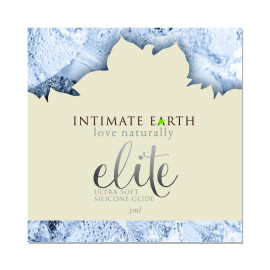 Intimate Earth Elite Ultra Soft Silicone Shiitake Glide 3ml