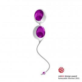 OVO L1 Love Balls - Venušiny kuličky Růžová