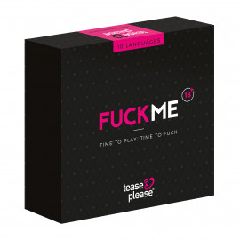 Tease & Please FUCKME, Time to Play, Time to Fuck EN - Erotická hra Anglická verze